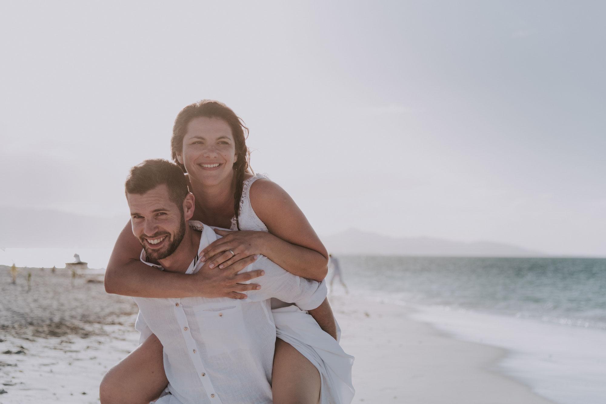 Bérengère & Nicolas - Un mariage Intime en Guadeloupe