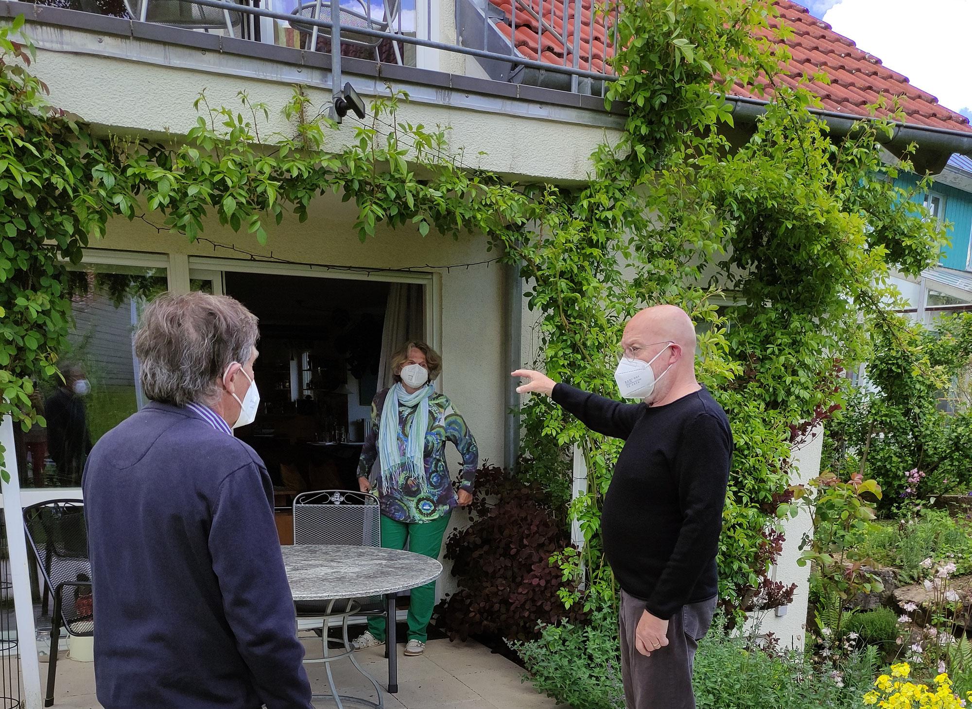 Wohnraumberatung in Zeiten von Corona – Ein Einblick aus Tübingen