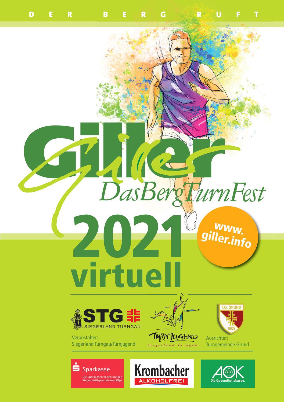 Giller virtuell 2021 - Teilnahmeformular