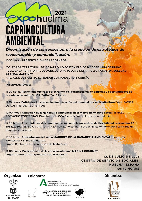 Jornadas de Caprinocultura Ambiental