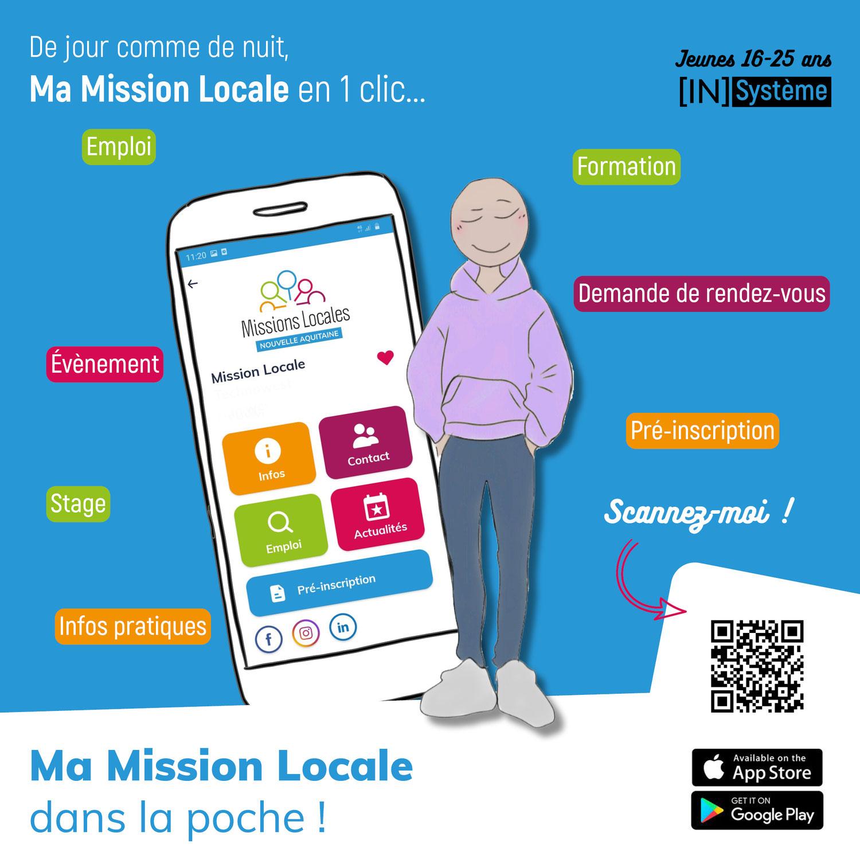 L'Appli Ma Mission Locale