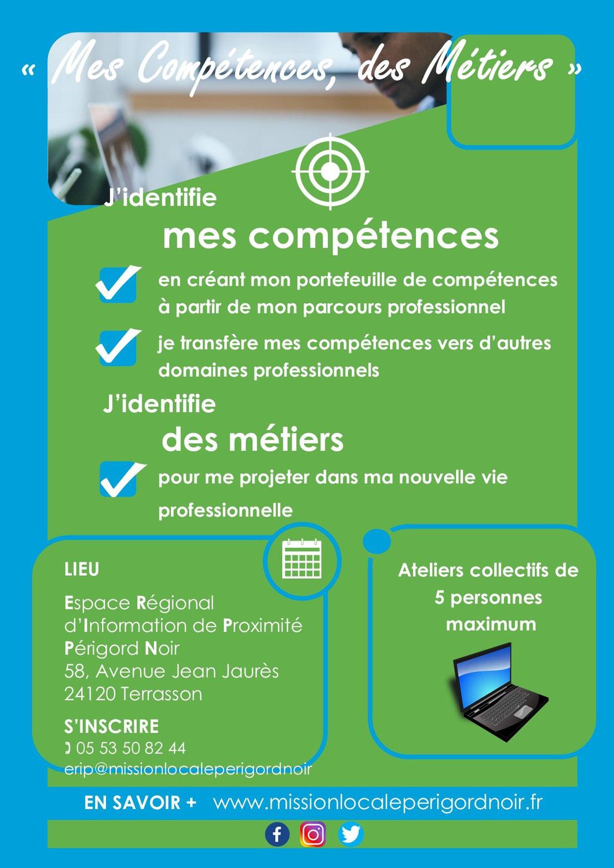 Des Compétences, des Métiers - Sarlat - Terrasson