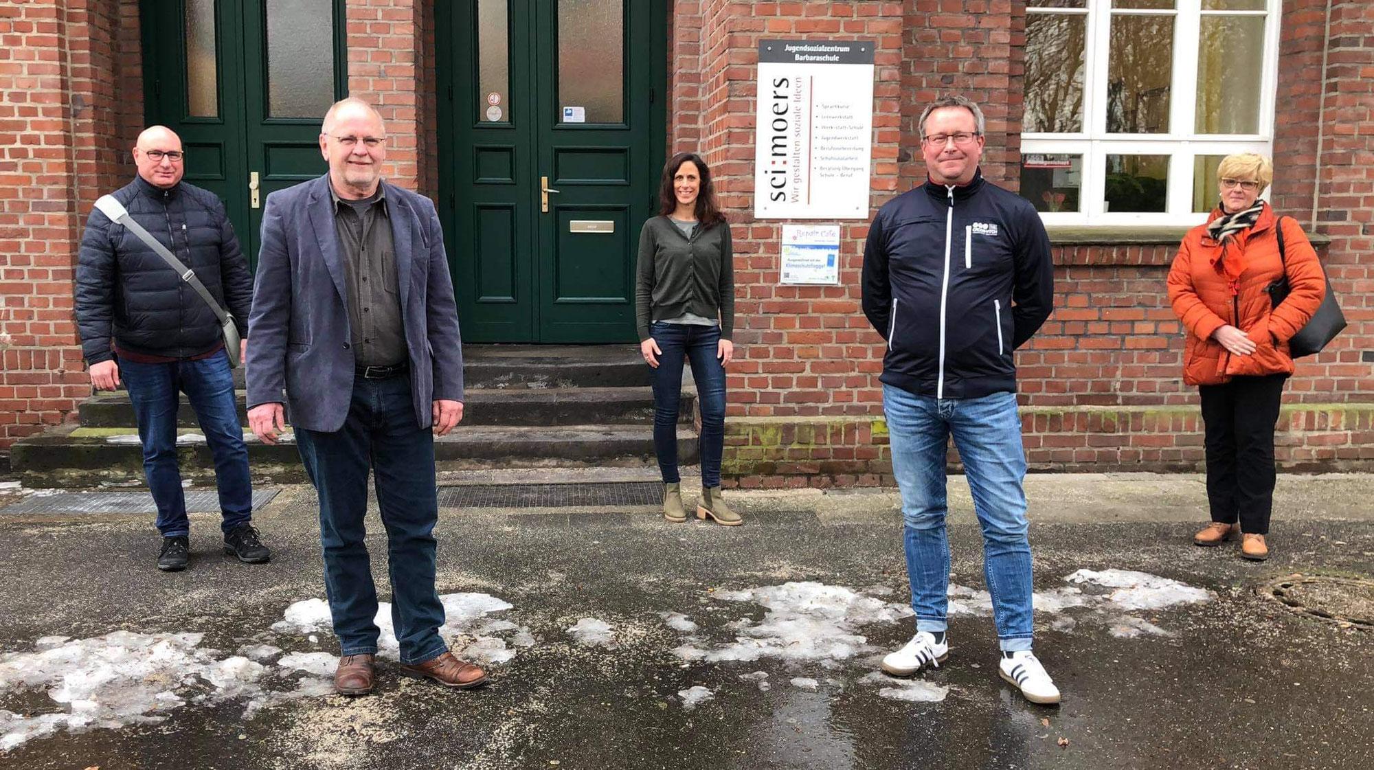 Stadtsportverband und SCI schmieden Bündnis Prävention gegen sexualisierte Gewalt