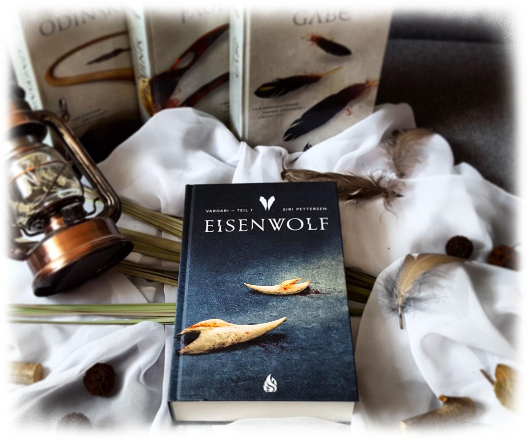 """Vardari - Eisenwolf"" von Siri Pettersen"