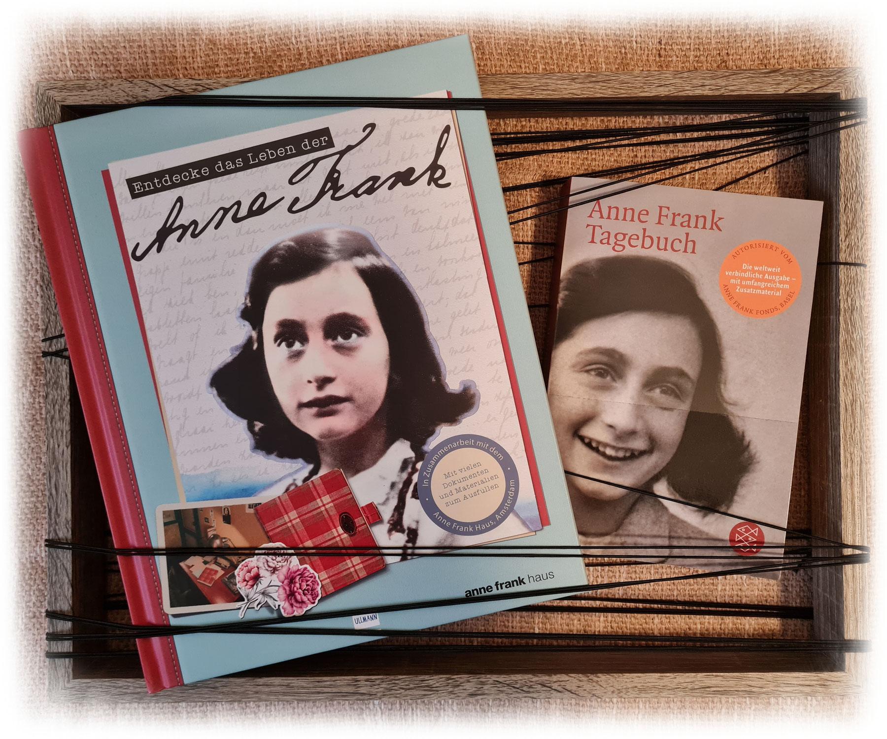 """""""Entdecke das Leben der Anne Frank"""" von Kay Woodward"""
