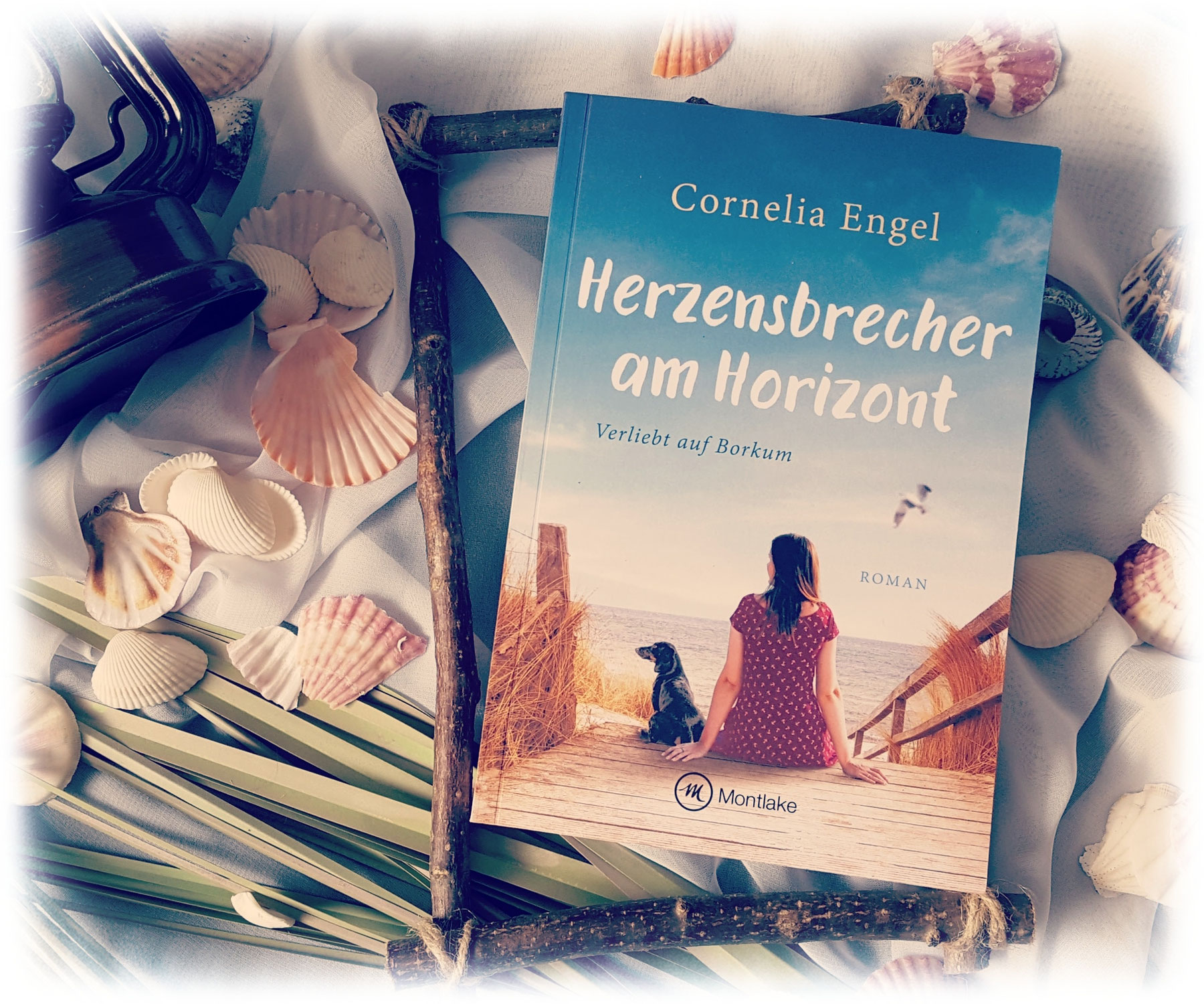 """""""Herzensbrecher am Horizont"""" von Cornelia Engel"""