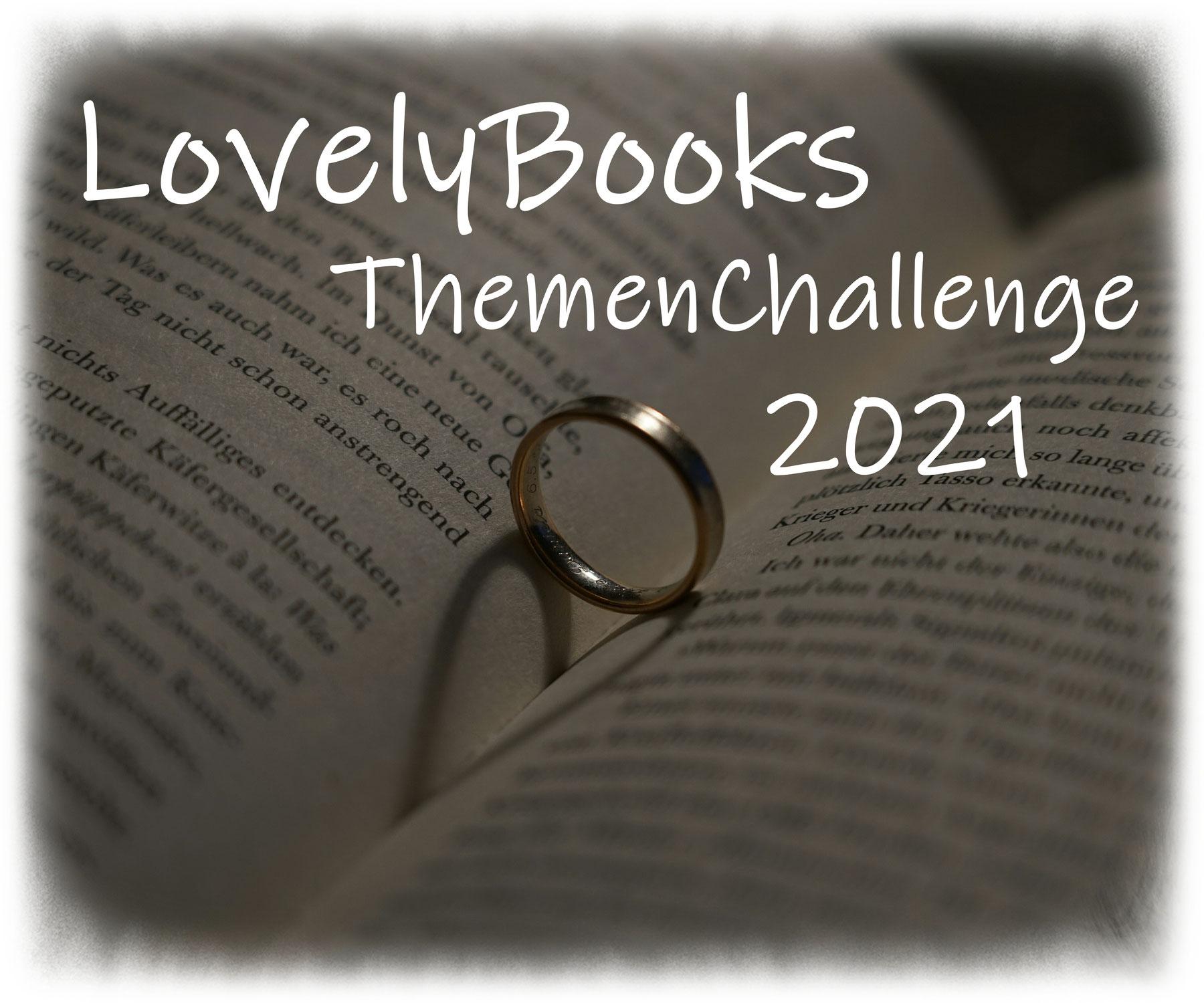 LovelyBooks ThemenChallenge