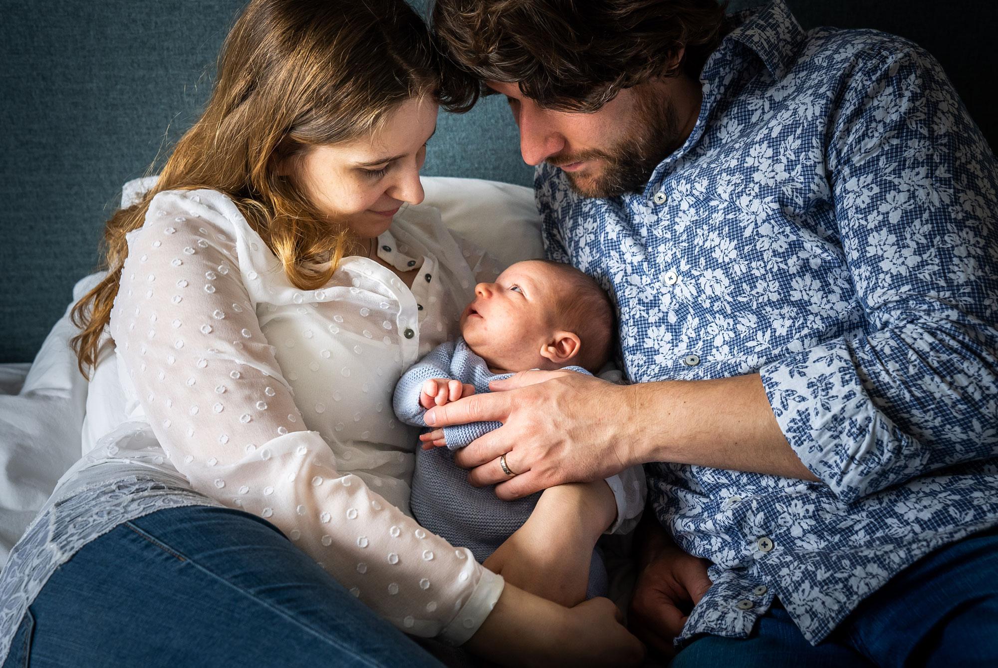 Newborn/babyshoot in Dordrecht (Zuid-Holland)