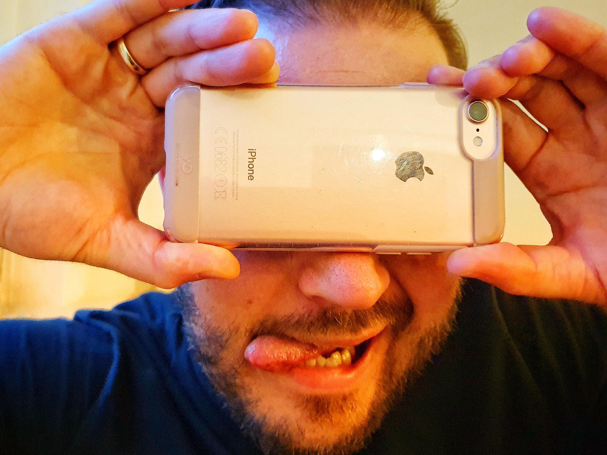 Podcast Folge 40 Fotografieren mit dem Smartphone - 5 Tipps für jedermann