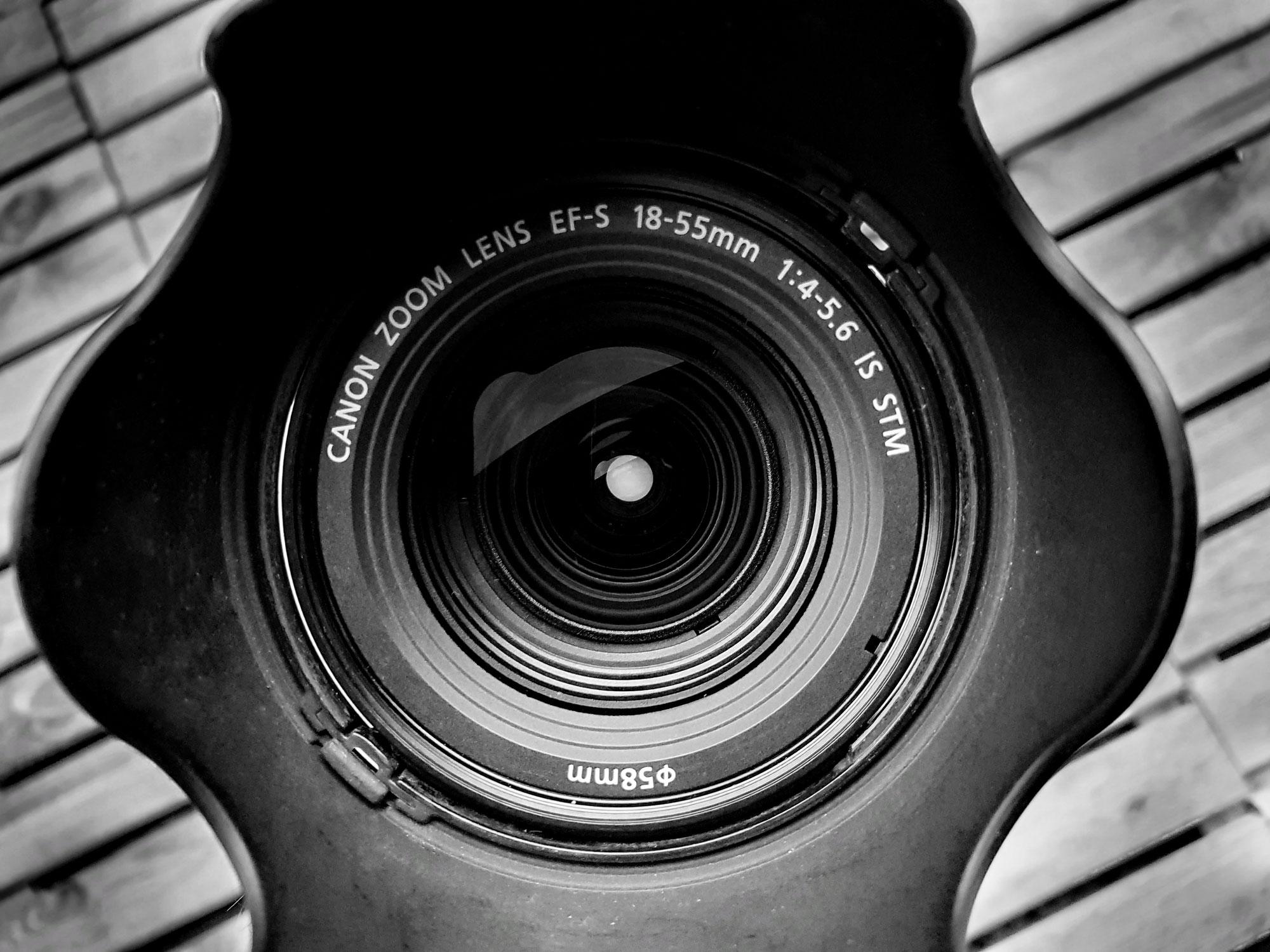 Podcast Folge 34 Schrottlinse oder geniale Idee - Das Kit-Objektiv