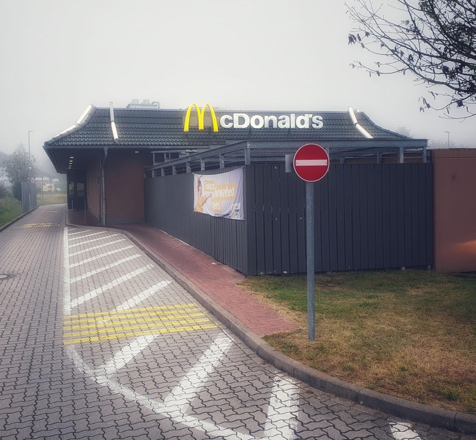 Podcast Folge 32 Bei McDonald's gibt's auch kein rohes Fleisch umsonst - Bildbearbeitung und Preisgrundlage