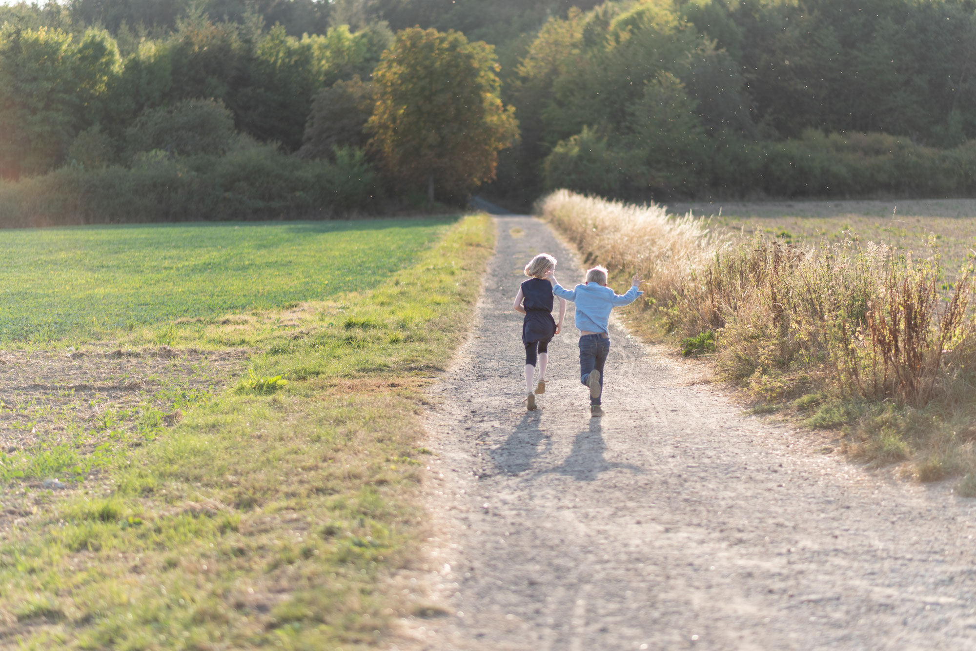 Spätsommerlicher Spaziergang in Neu-Anspach