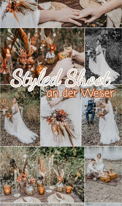 Styled Shoot an der Weser