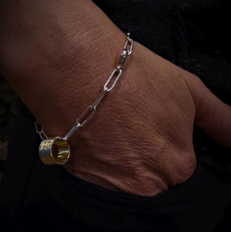 Personalisierte Armbänder mit MiniRing