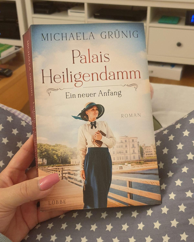 """Downton Abbey goes Meck-Pomm - Rezension zu """"Palais Heiligendamm - Ein neuer Anfang"""