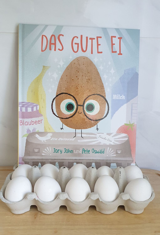 """Ei, Ei, Ei - Rezension zu """"Das gute Ei"""""""
