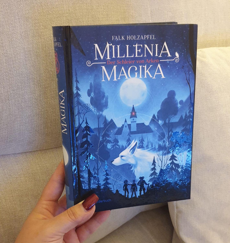 """Magisches Dorf im Nirgendwo - Rezension zu """"Millenia Magika - Der Schleier von Arken"""""""