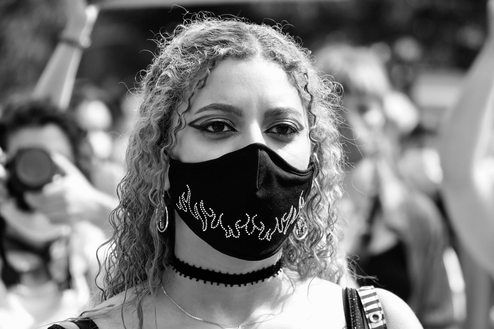 Qual é a tua máscara?