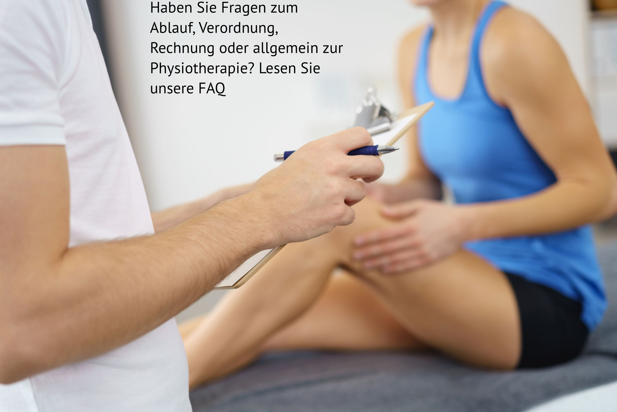 FAQ Physiotherapie Basel Santewell