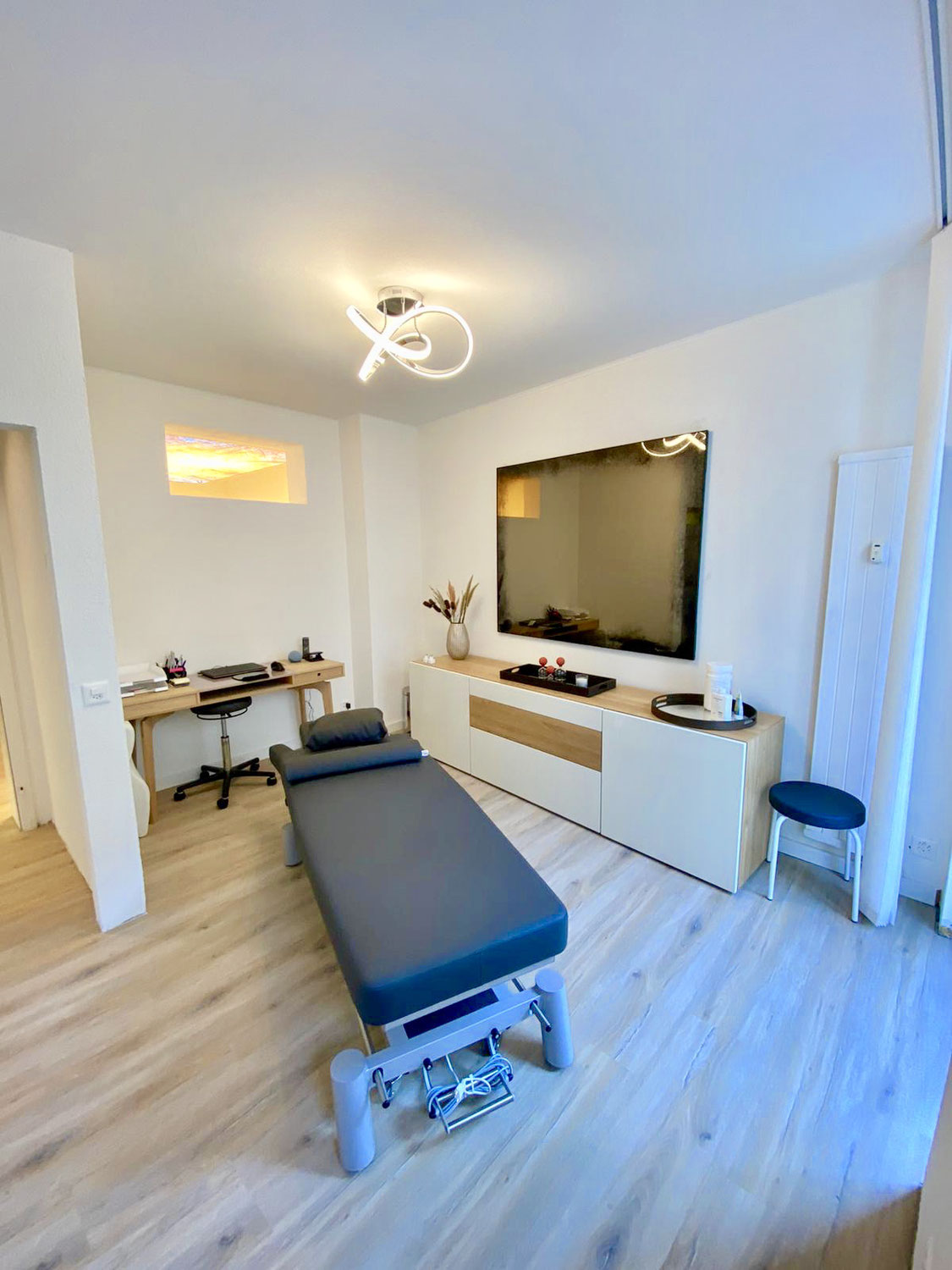 Die Physiotherapie Basel