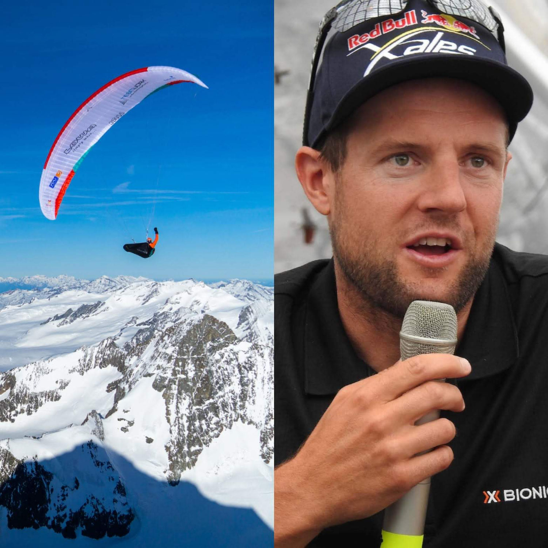 Wie fliegen – im Talk mit x-Alps Sieger Christian Maurer
