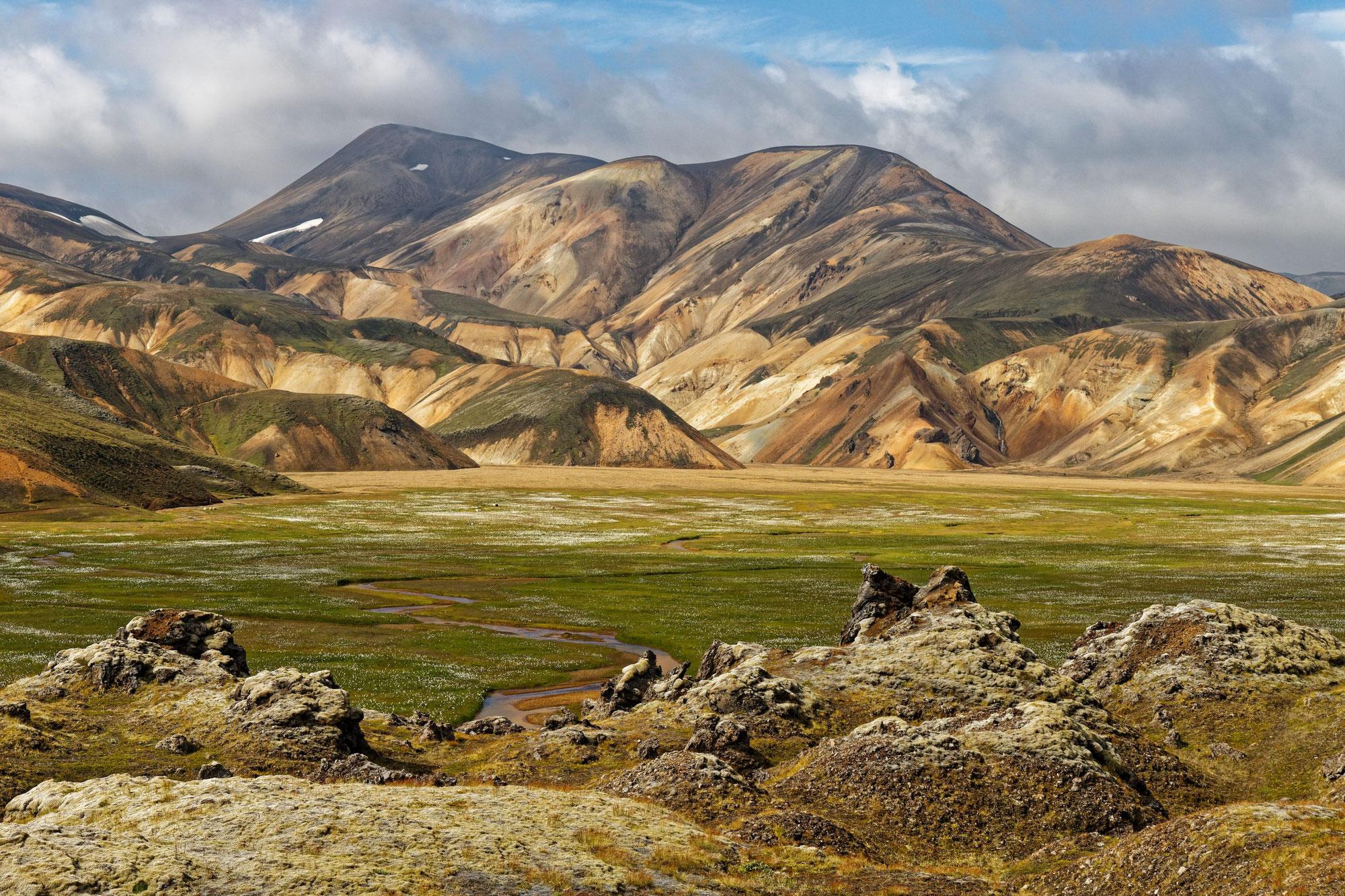 Island - auf dem Laugavegur