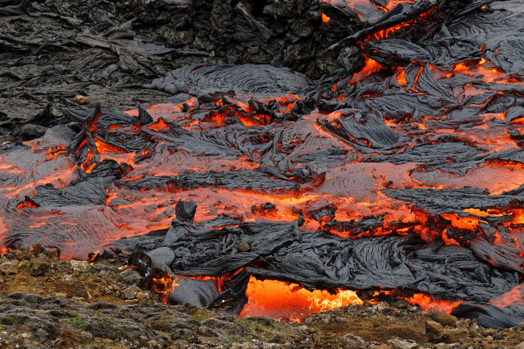 Island - Lebende Erde