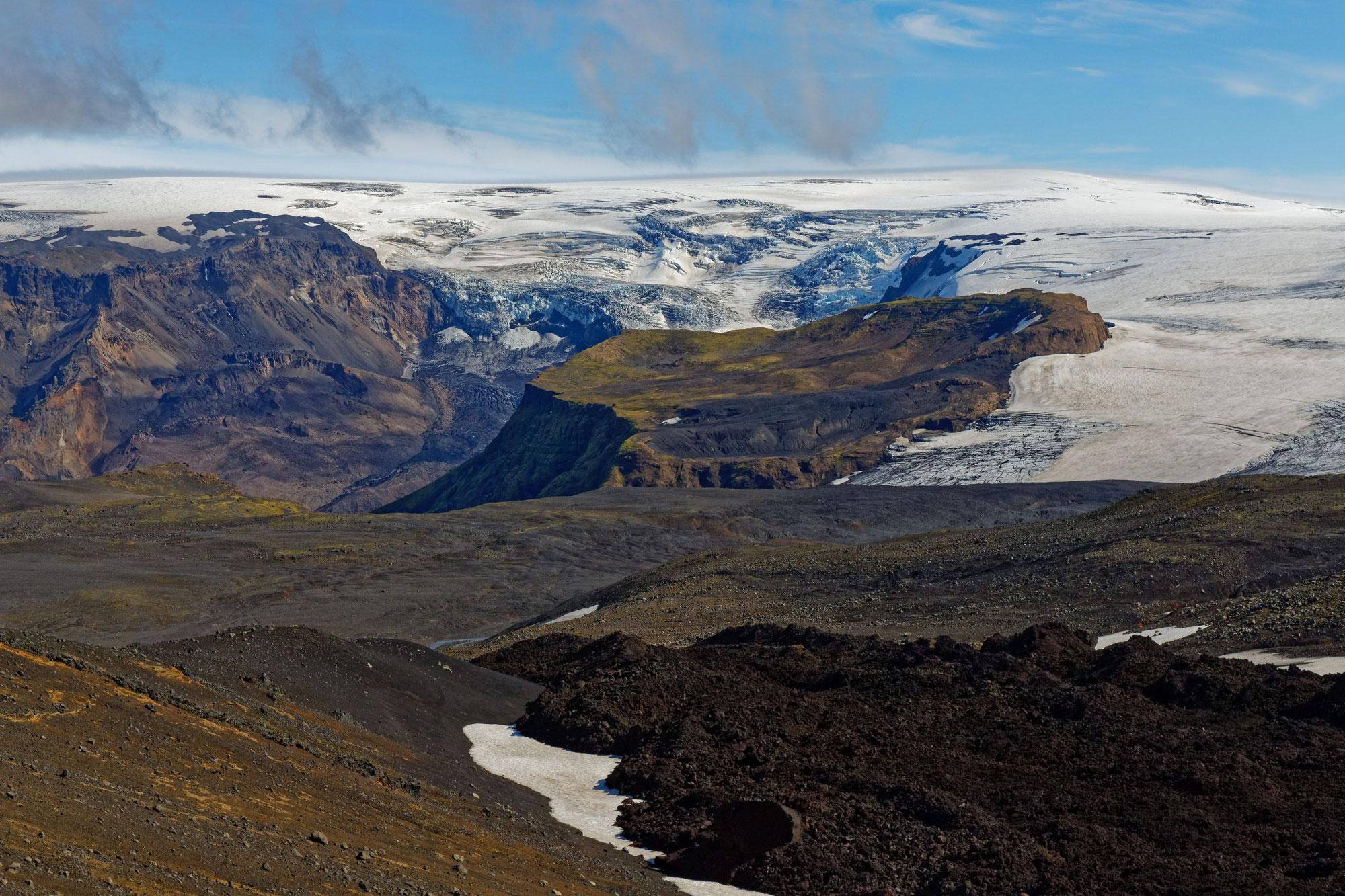 Island - Tanz auf dem Vulkan