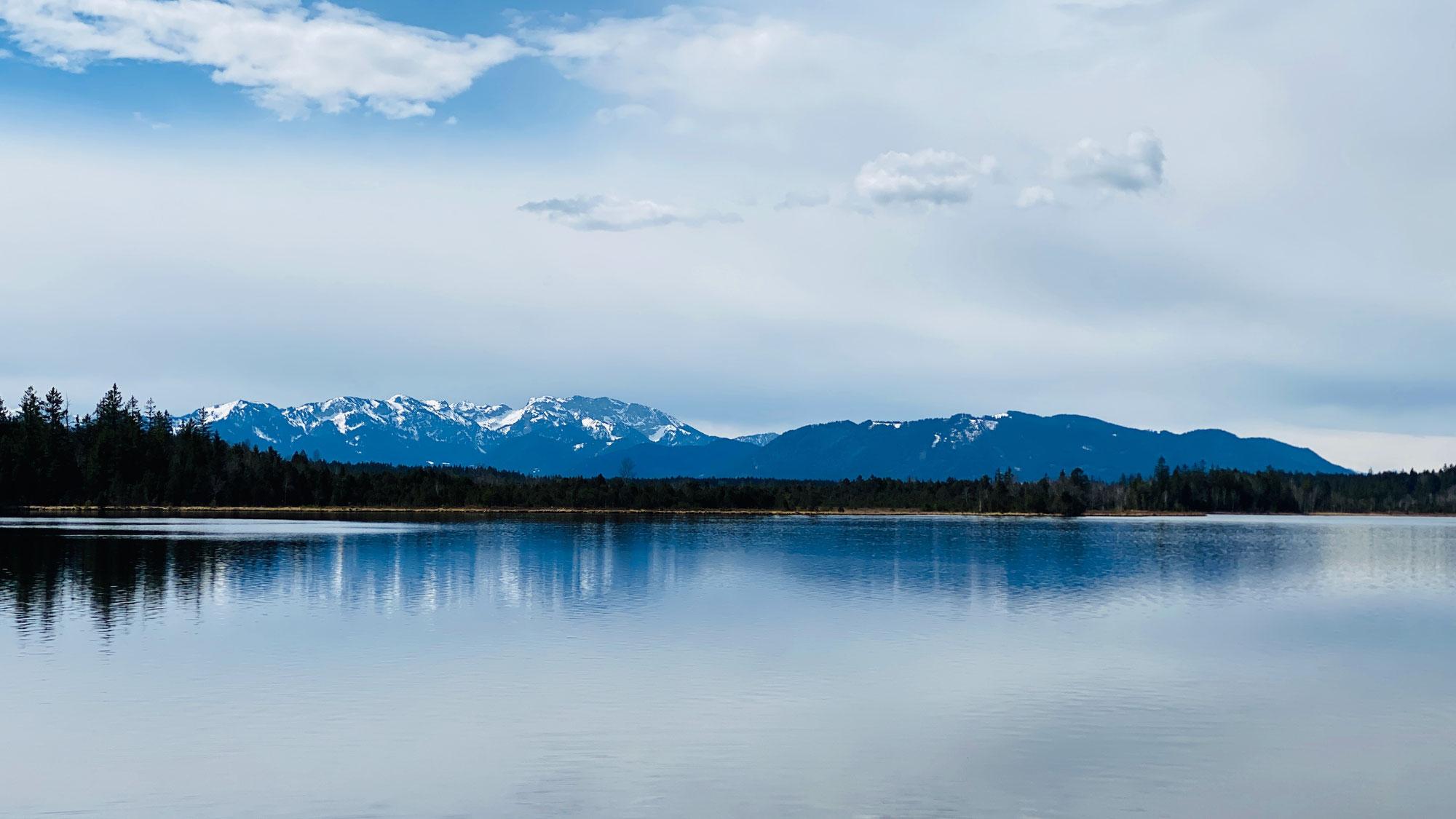 Drei-Seen-Runde