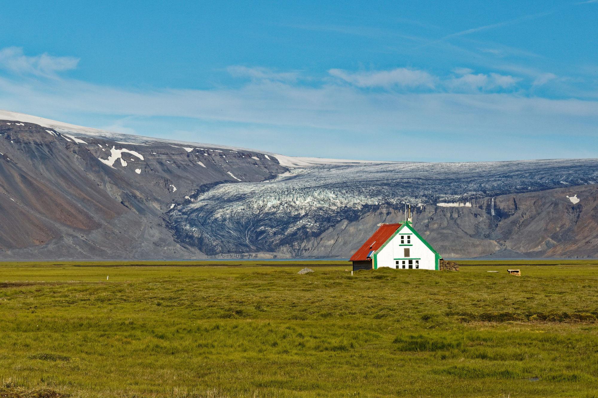 Island - wir wandern durch das Hochland