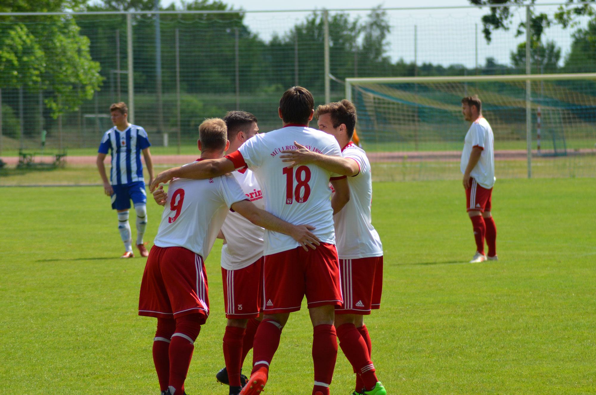 Unser MSV vs. Beeskow & Lok FF II