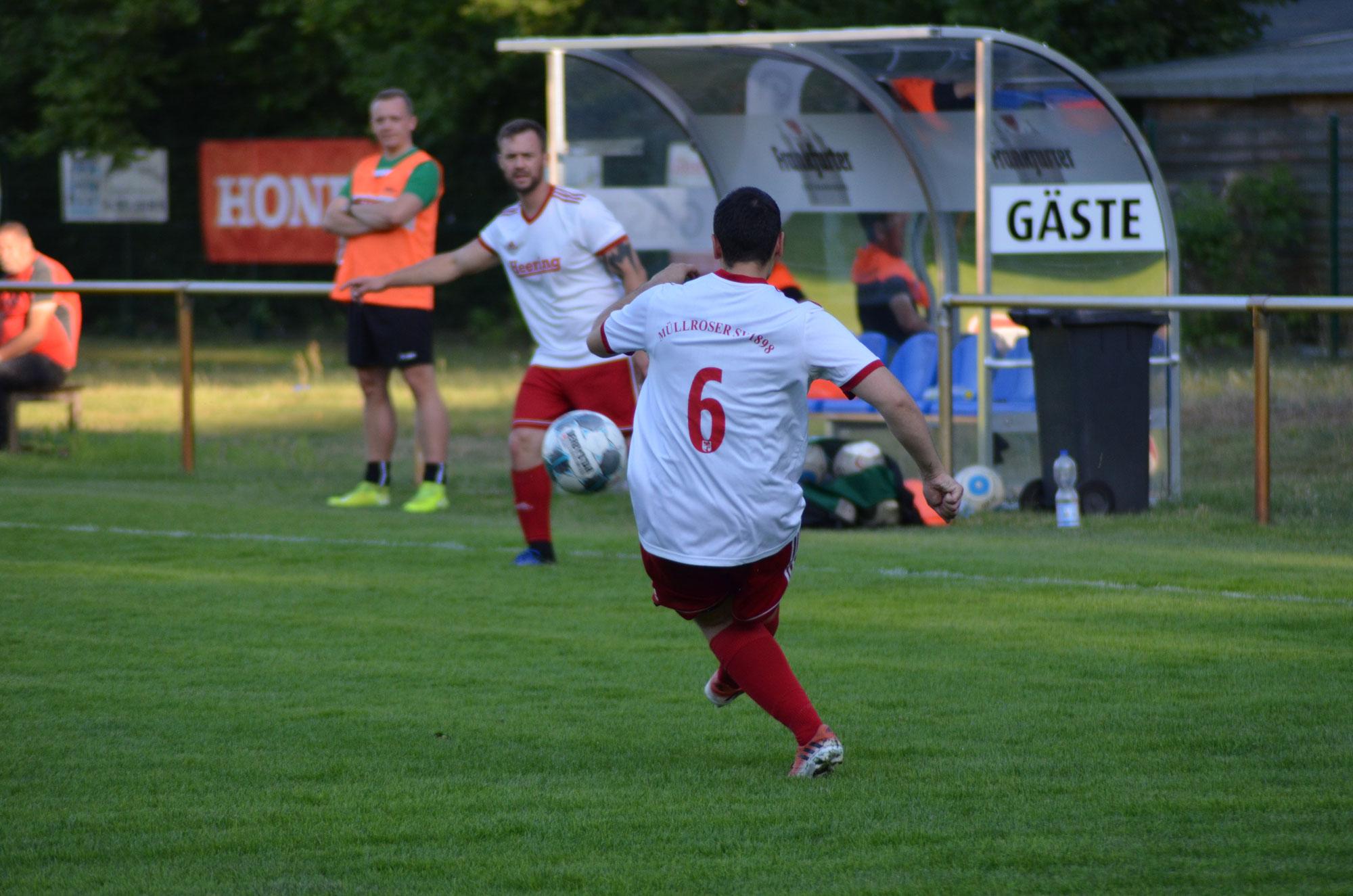 Unser MSV vs. FC Jüterbog & Lindow/Finkenheerd II