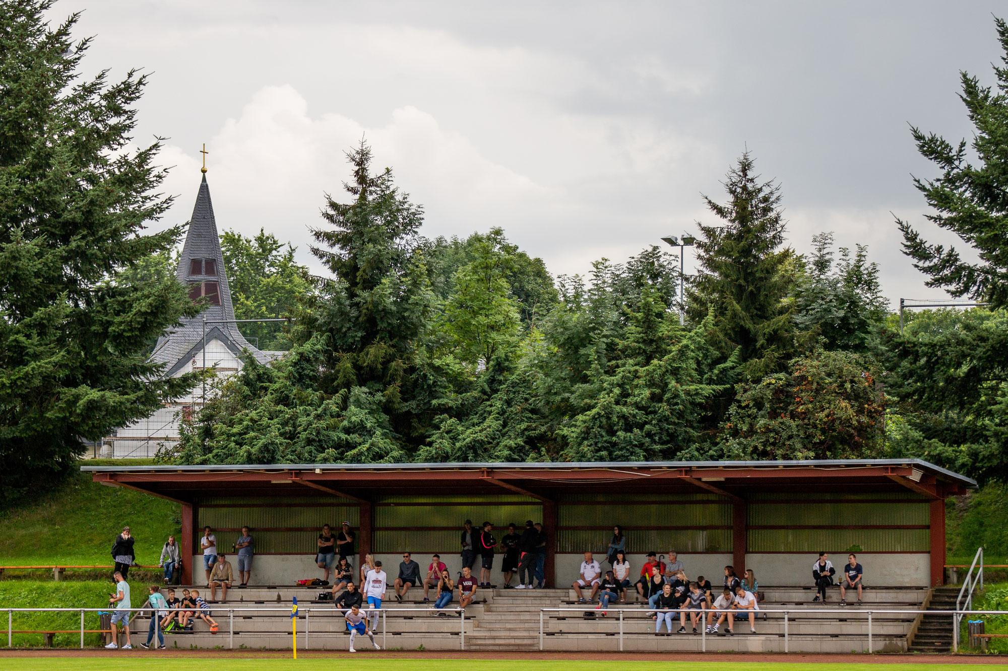 Groundhopping: FSV Zwönitz vs. FC Lößnitz II