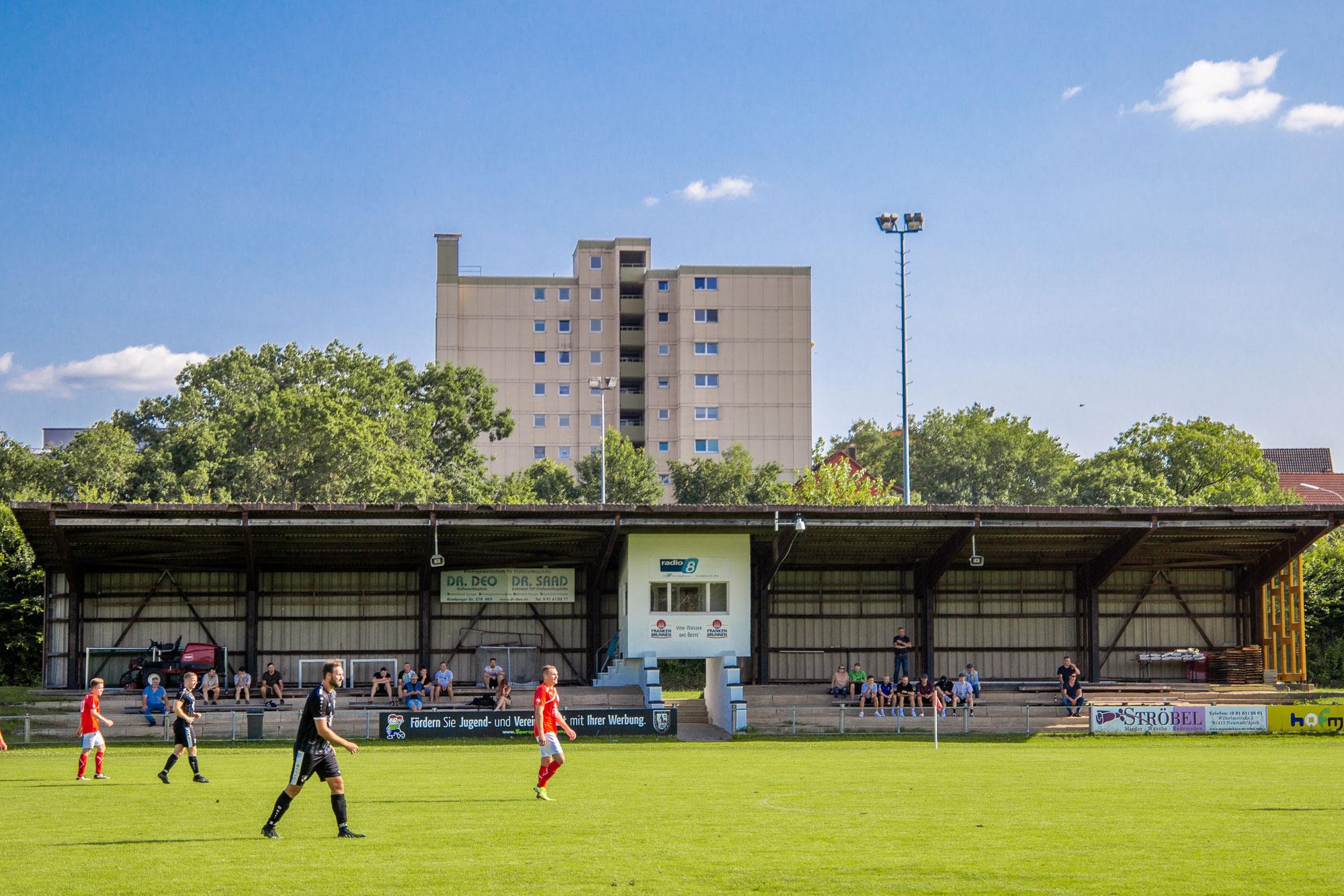 Groundhopping: TSV Franken Neustadt vs. TSV 1860 Markt Erlbach
