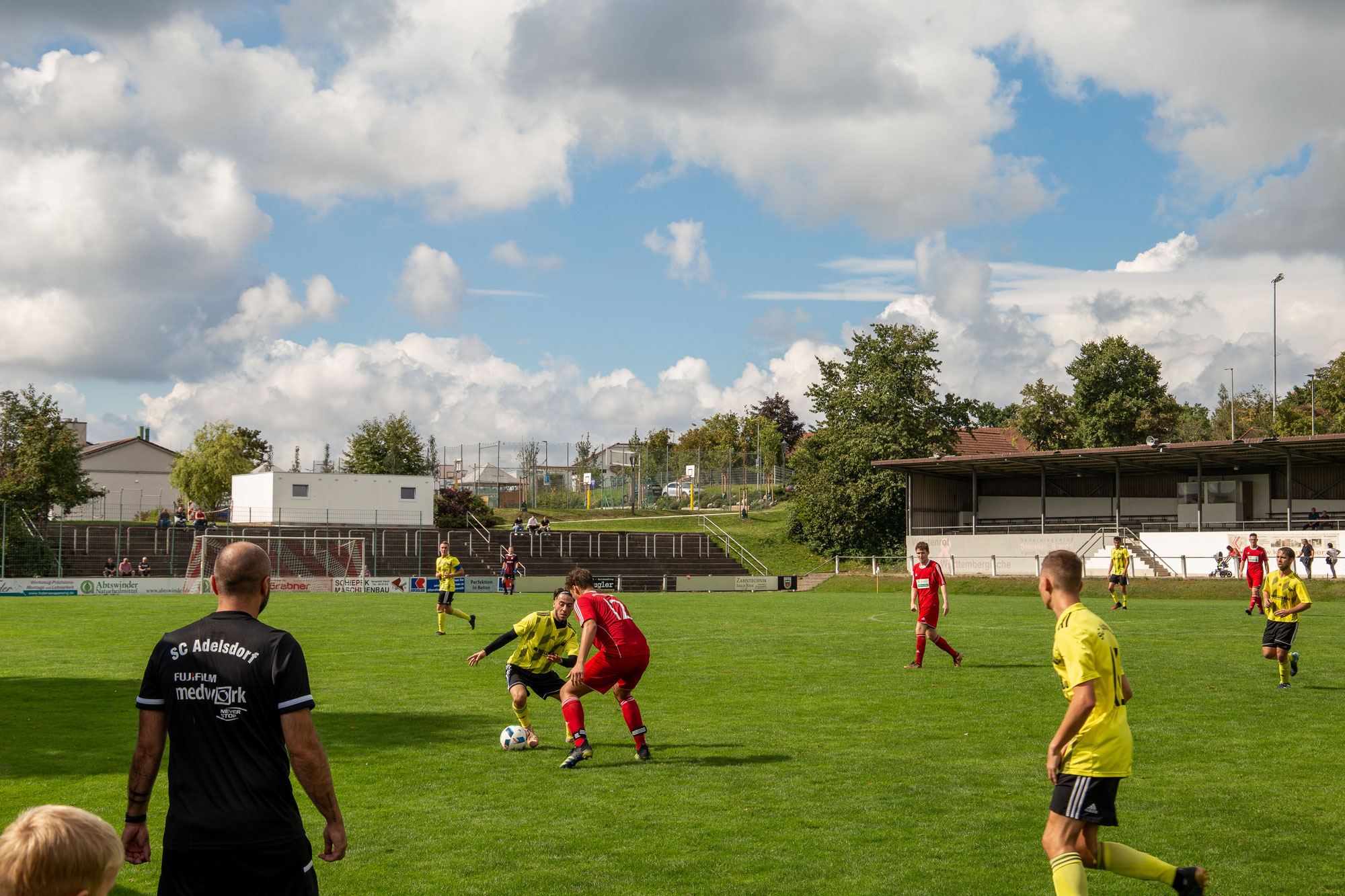Groundhopping: TSV Vestenbergsgreuth vs. SC Adelsdorf II