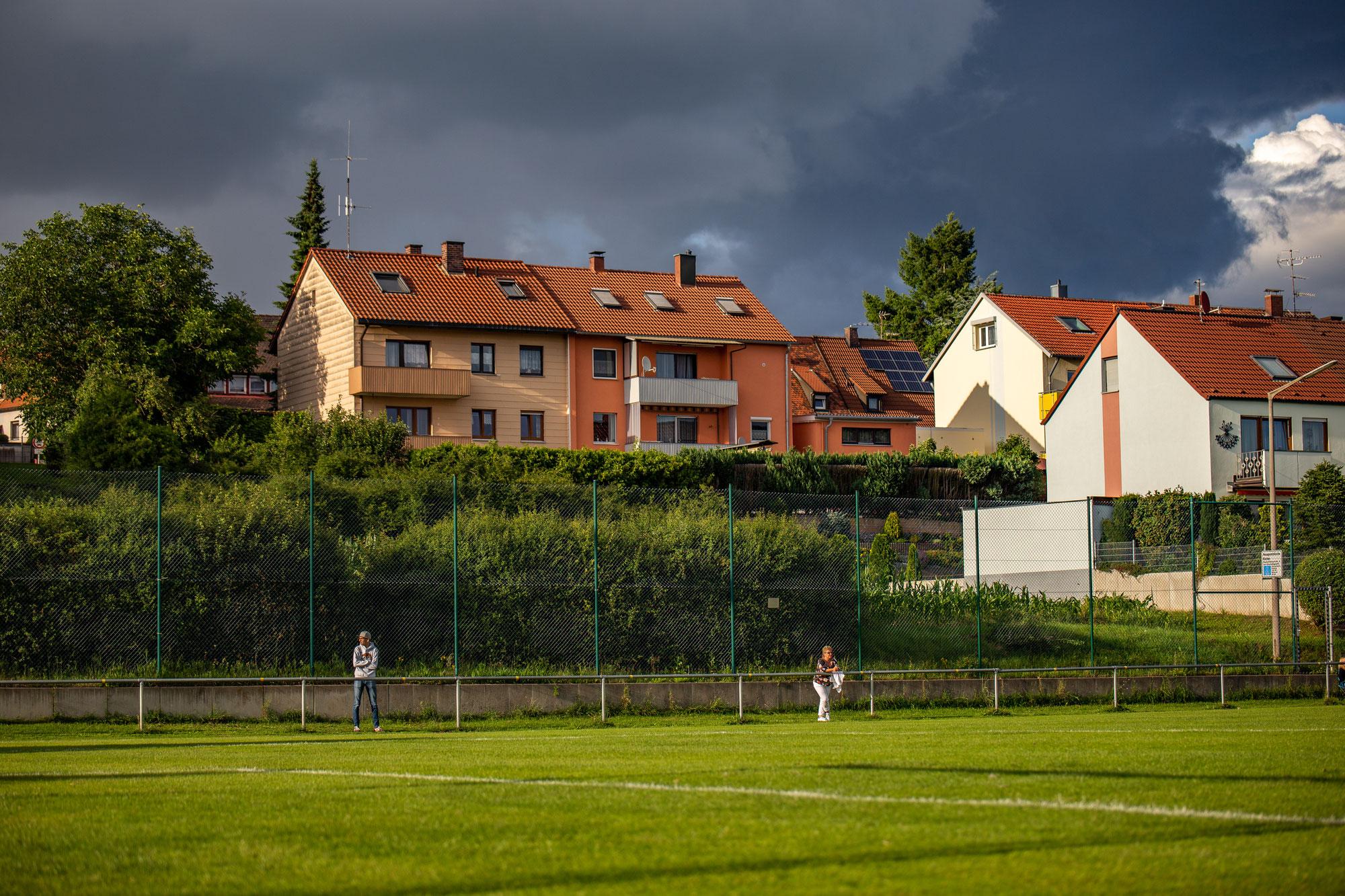 Groundhopping: TSV 1861 Zirndorf vs. ASV Fürth