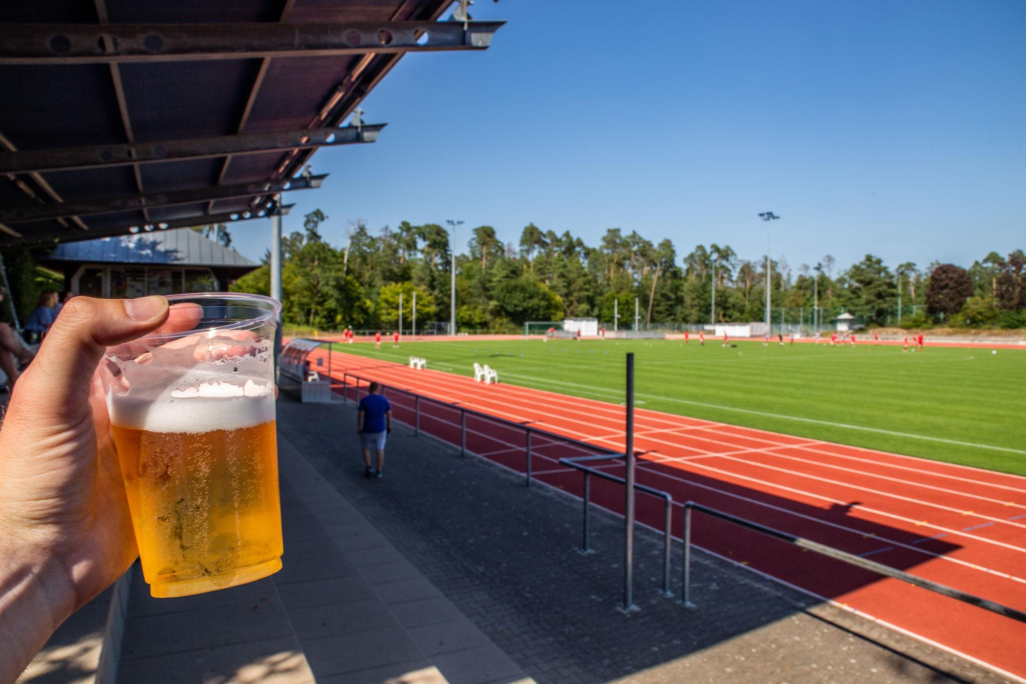 Groundhopping: FC Astoria Walldorf II vs. SF Dorfmerklingen