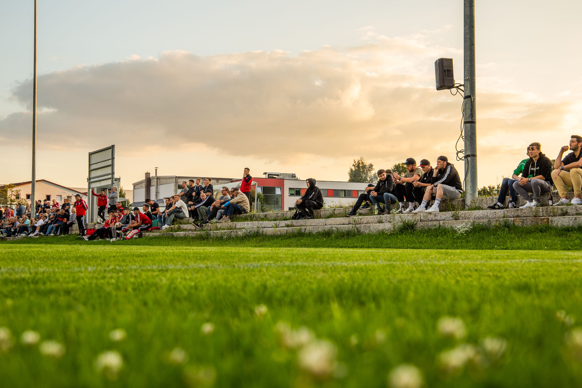 Groundhopping: TSG 08 Roth vs. SV Unterreichenbach