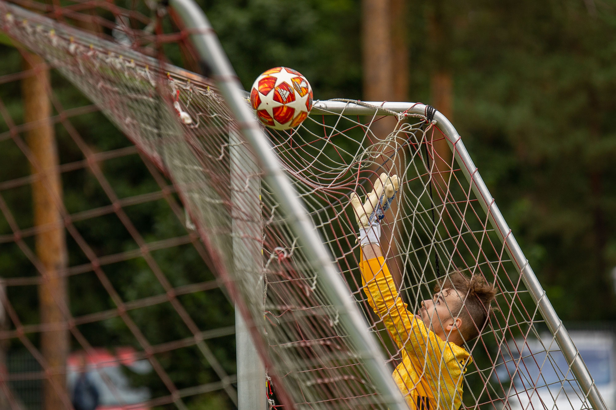Groundhopping: FSV Stadeln III vs. SV Bürglein