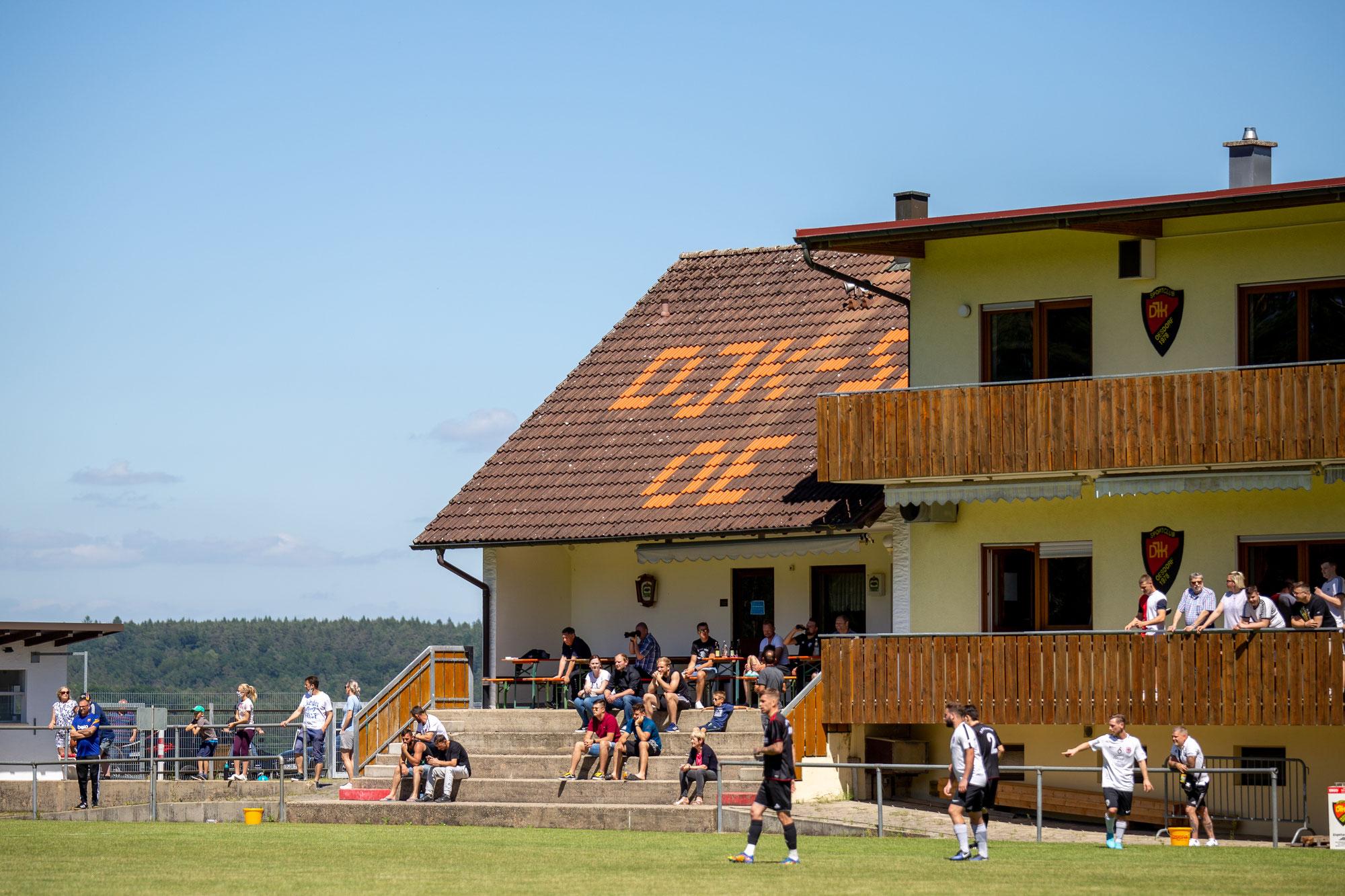 Groundhopping: DJK-SC Oesdorf vs. Vatan Spor Nürnberg