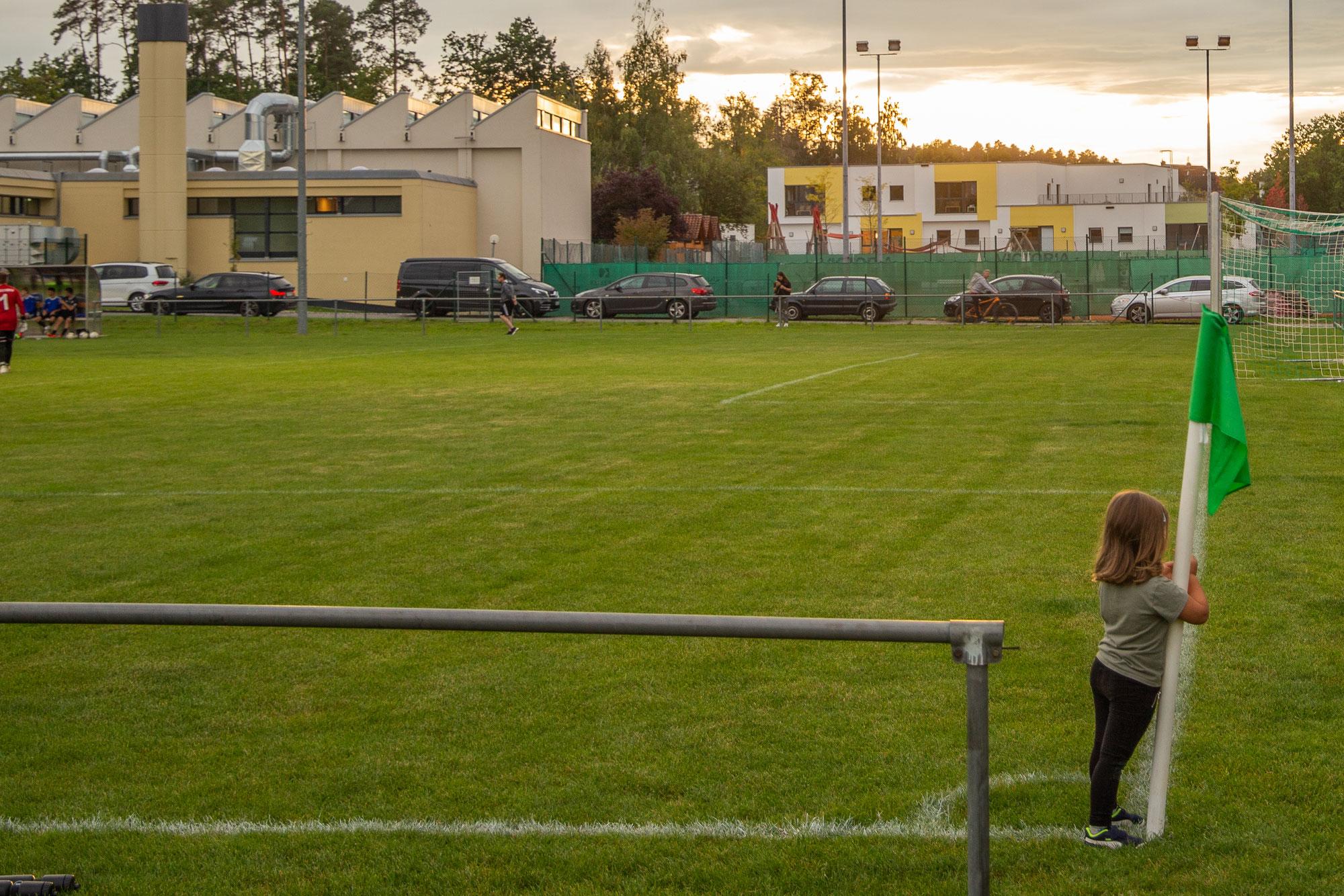 Groundhopping: JFG Bibertgrund vs. JFG Nördlicher Landkreis Fürth