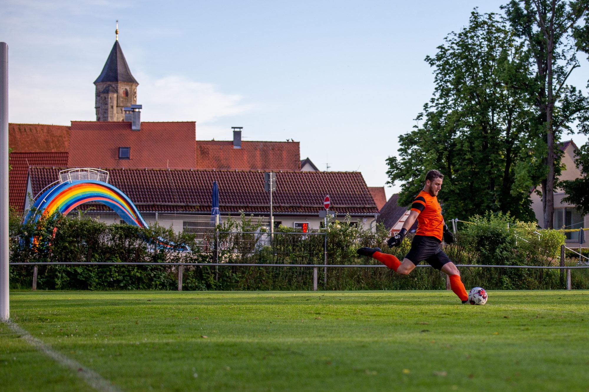 Groundhopping: TSV Neunkirchen vs. SV Tennenlohe