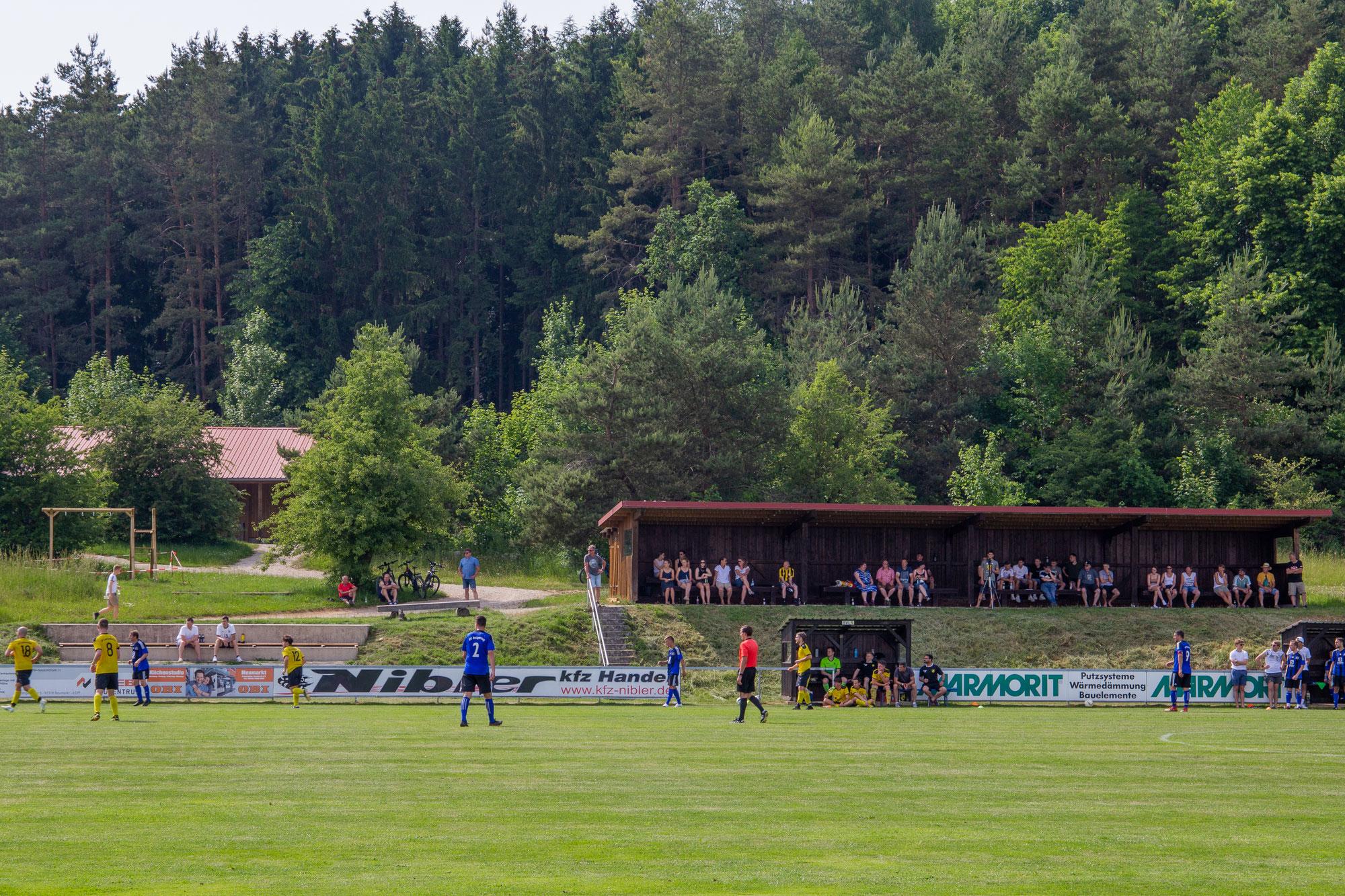 Groundhopping: SV Lauterhofen vs. SV Raigering