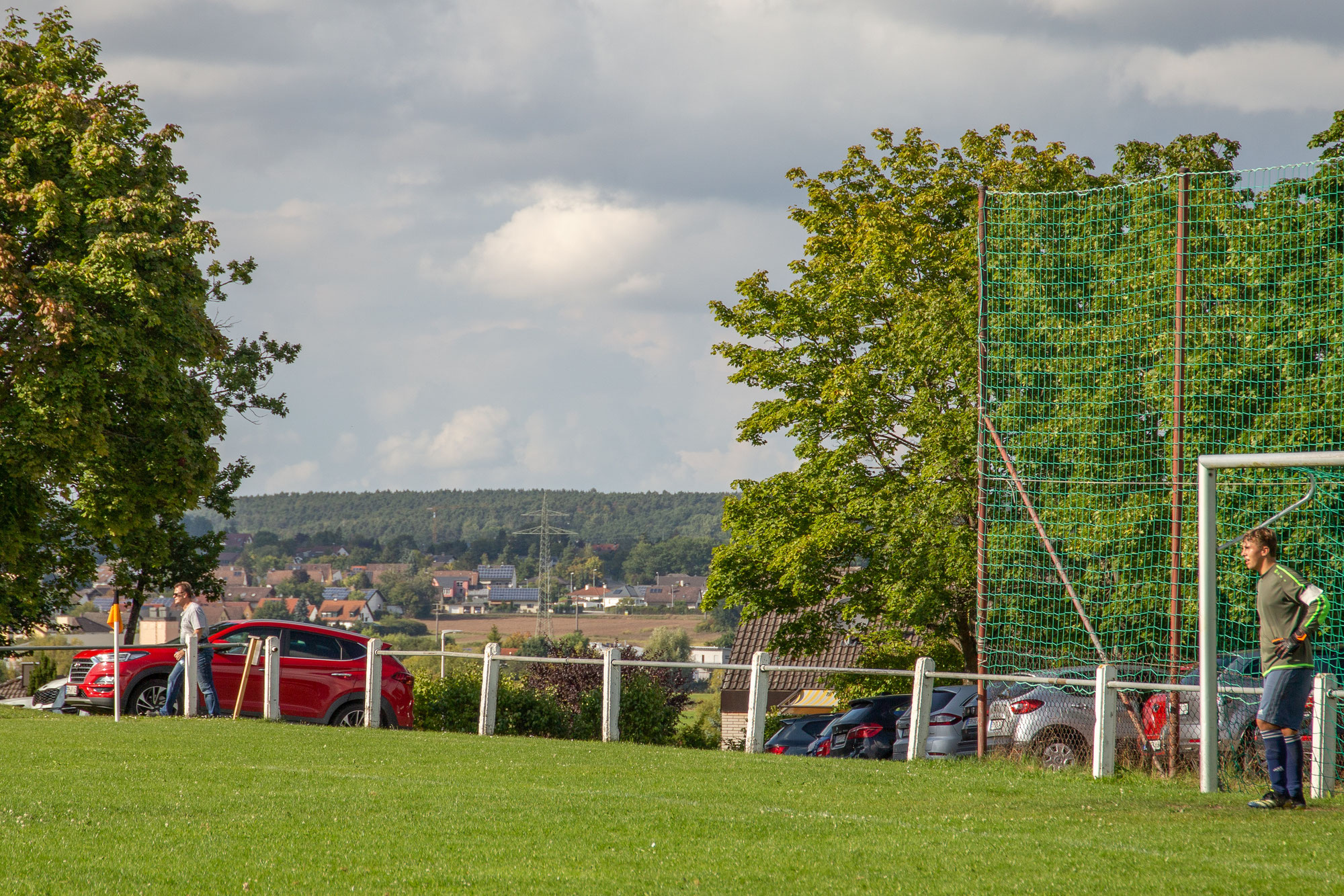 Groundhopping: SG ASV Höchstadt/Gremsdorf vs. SG Lonnerstadt/Wachenroth