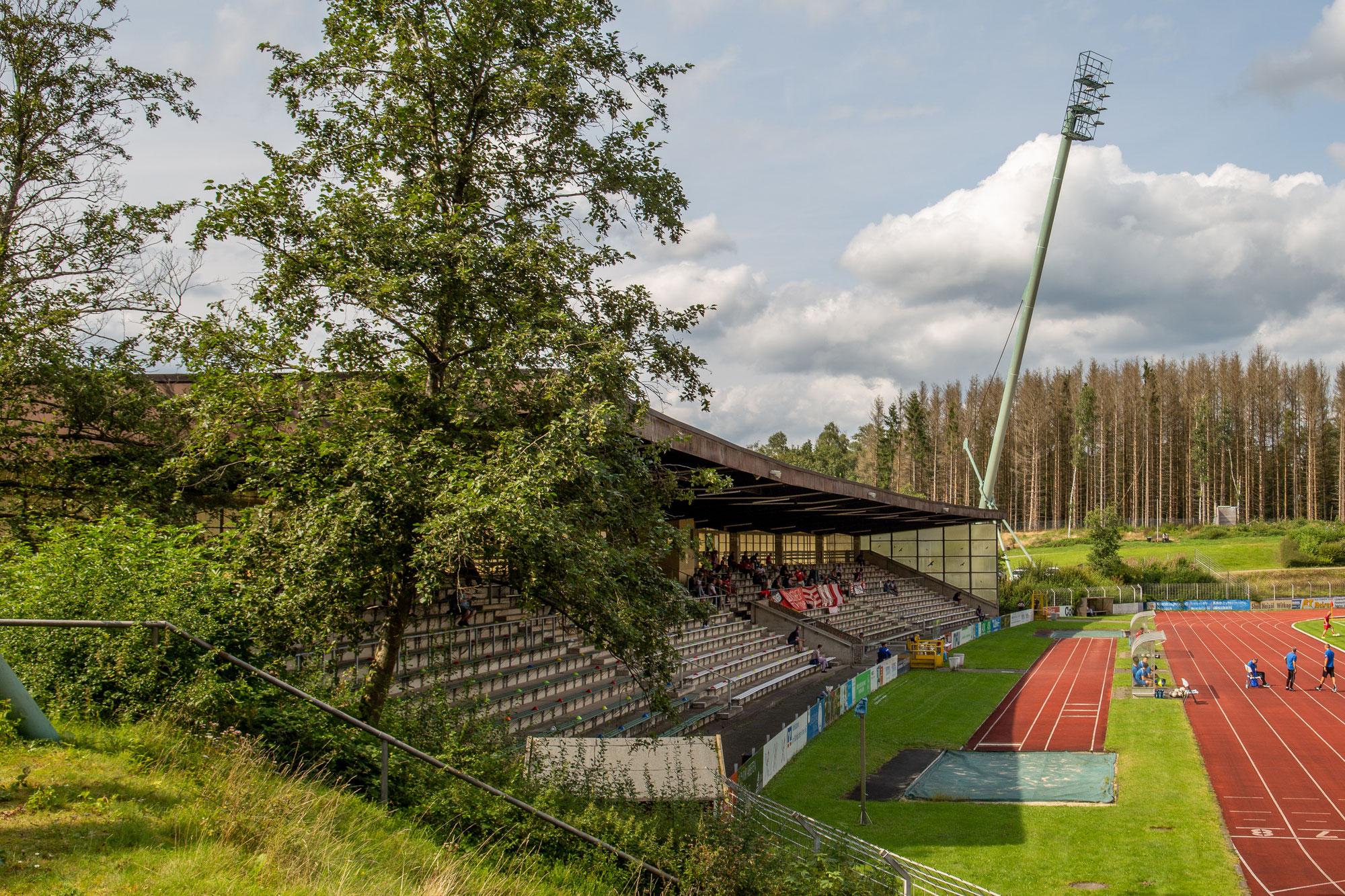 Groundhopping: SC Rot-Weiß Lüdenscheid vs. TuS Ennepetal