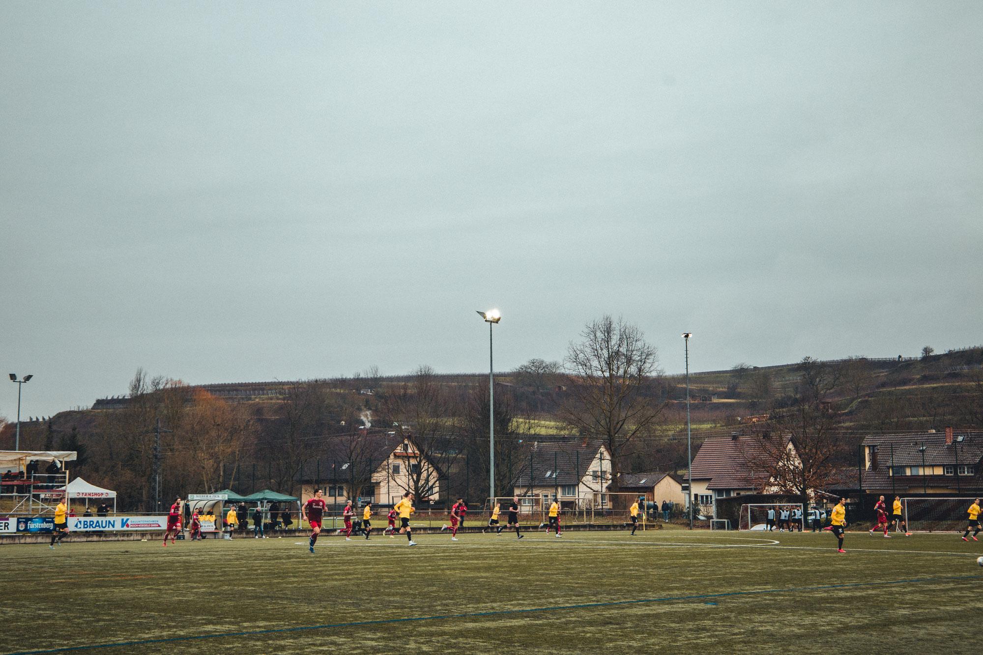 Groundhopping: Bahlinger SC vs. SG Sonnenhof Großaspach