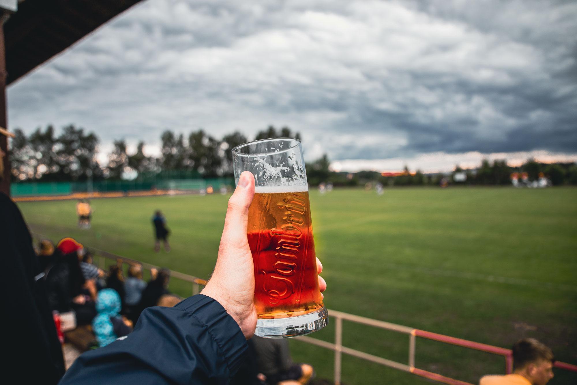 Groundhopping: TJ Jiskra Domažlice vs. FK ROBSTAV Přeštice
