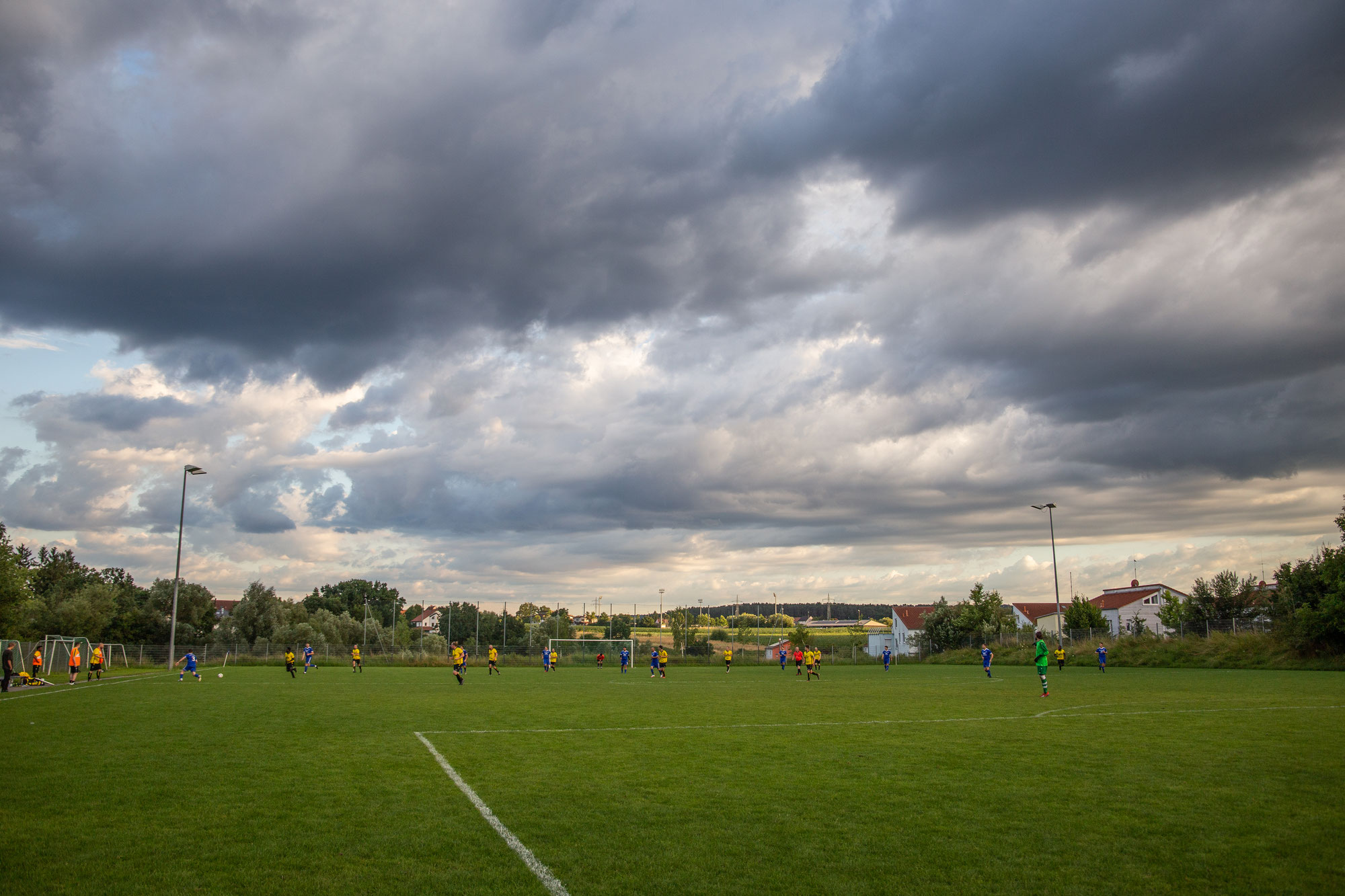 Groundhopping: TV 48 Schwabach vs. SV Weiherhof