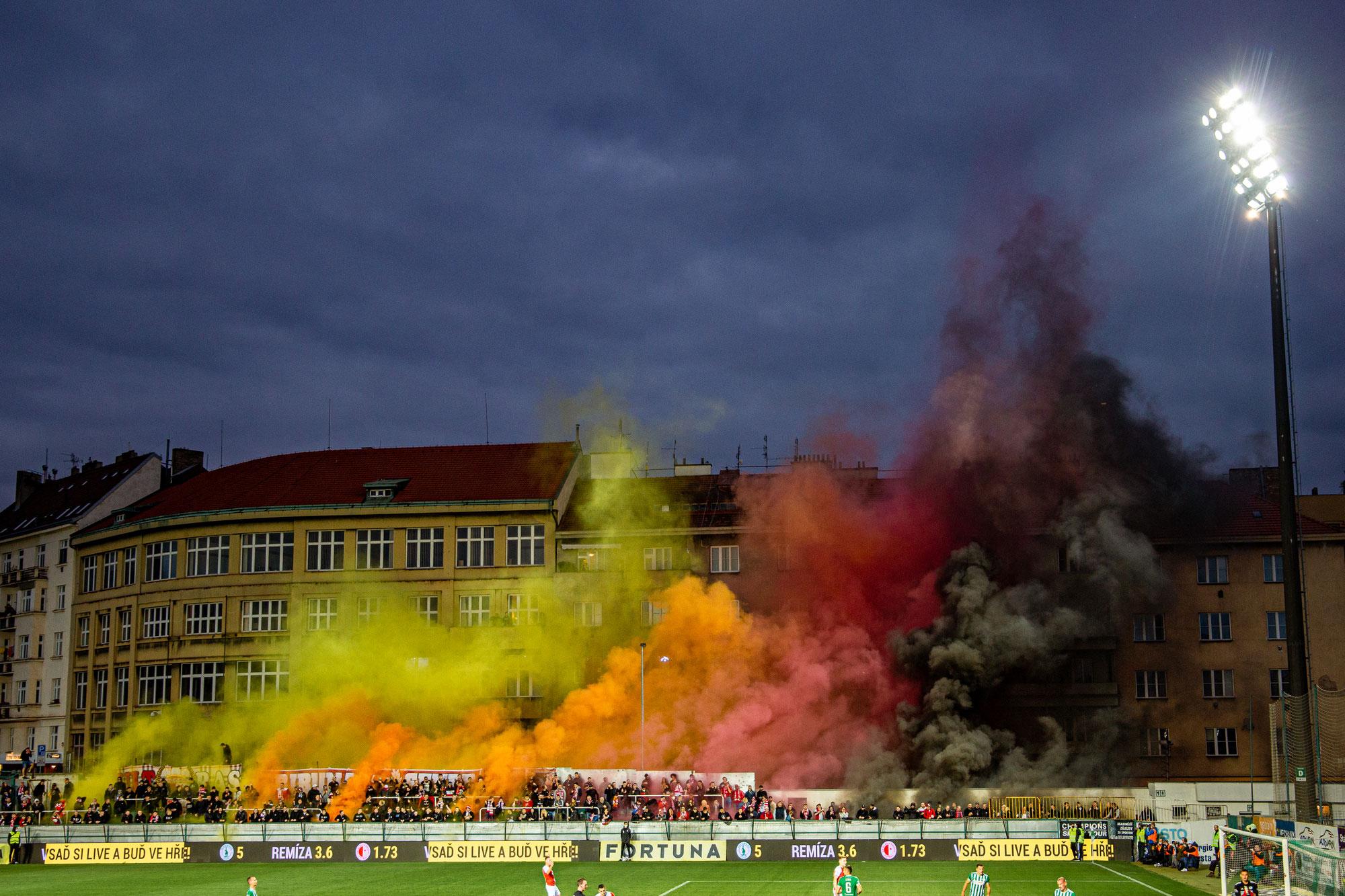 Groundhopping: FC Bohemians Praha vs. SK Slavia Praha