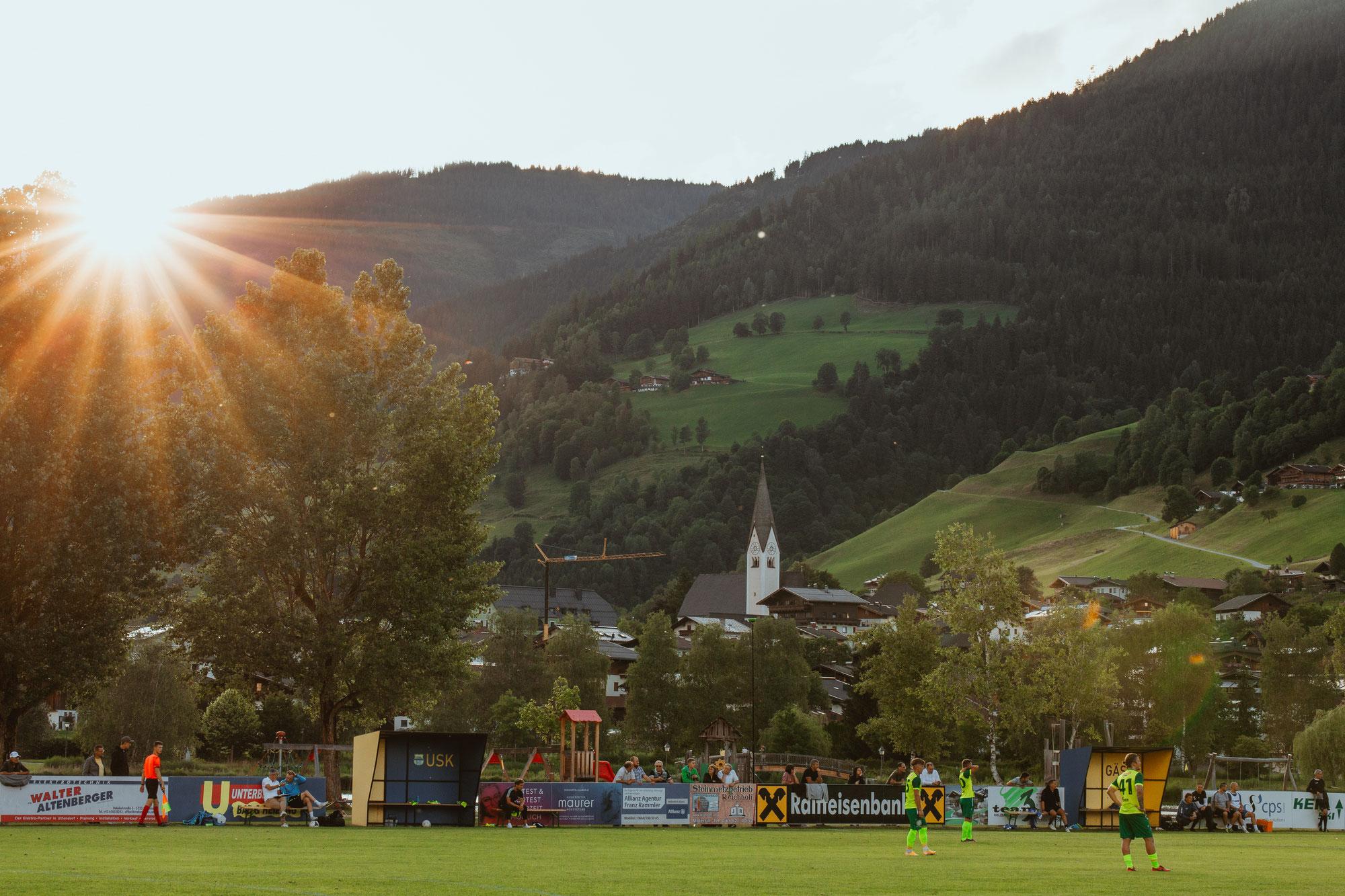 Groundhopping: FC Eurotours Kitzbühel vs. FC Pinzgau Saalfelden